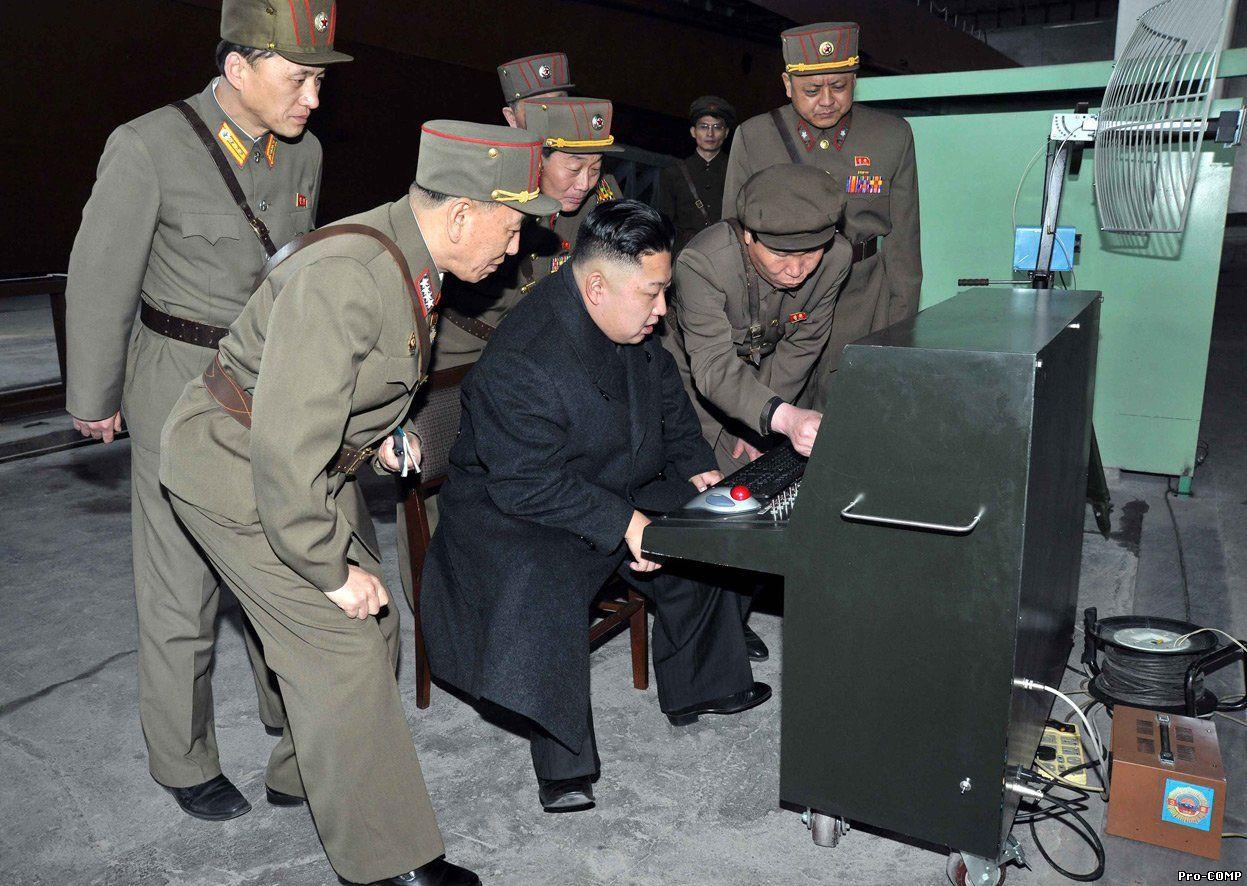 Власти Южной Кореи предупреждают возможной кибер атаке со стороны  Власти Южной Кореи предупреждают своих граждан о возможной кибер атаке со стороны Северной Кореи Коварный Ким Чен Ын добрался до самого дорогого